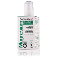 BetterYou Magnesium Oil - Sensitive Spray - 100ml