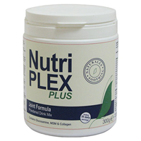 NutriPLEX Joint Formula Powdered Drink Mix - 300g  - Best before date is 30th November 2016