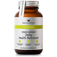 Wild Nutrition Children`s Daily Multi Nutrient - 60 Caps