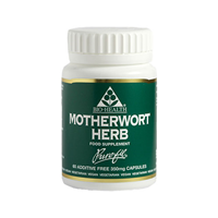 Motherwort Herb - Additive Free- 60 Vegicaps