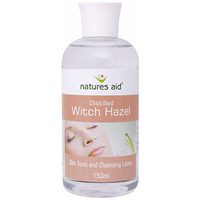 Natures Aid Distilled Witch Hazel - 150ml