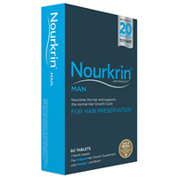 Nourkrin Man - For Hair Preservation - 60 Tablets