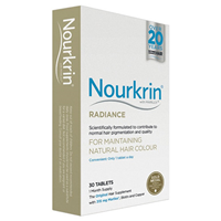 Nourkrin Radiance - For Hair Colour - 30 Tablets