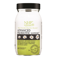 Natural Health Practice Advanced Probiotic Support