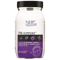 Natural Health Practice PM Support - 60 Vegicaps