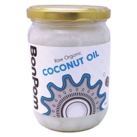 BonPom Raw Organic Coconut Oil - 450g