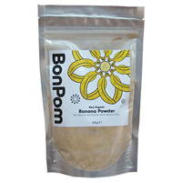 BonPom Raw Organic Banana Powder - 200g