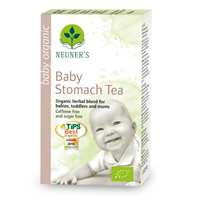 Neuner`s Organic Baby Stomach Herbal Tea - 20 Teabags
