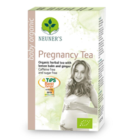 Neuner`s Organic Herbal Pregnancy Tea - 20 Teabags - Best before date is 30th September 2020