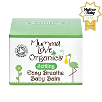 Mumma Love Organics Easy Breathe Baby Balm - 50ml