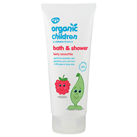 Green People Organic Children - Bath and Shower - 200ml