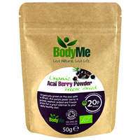 BodyMe Organic Acai Berry Powder - 50g