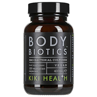 KIKI Health Body Biotics - 120 x 400mg Vegicaps