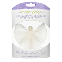 The Konjac Sponge Co Original Konjac Angel Face Cloth