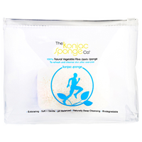 The Konjac Sponge Co Konjac Running Man Sports Sponge