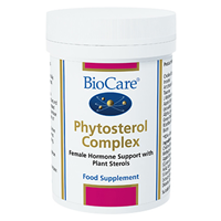Phytosterol Complex - Plant Sterols - 90 Vegicaps