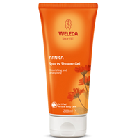 Weleda Arnica Sports Shower Gel - Nourishing - 200ml