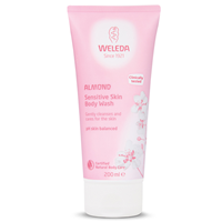 Weleda Almond Body Wash - 200ml