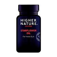 Starflower Oil - 30 x 1000mg Capsules