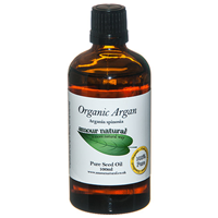Amour Natural Organic Argan Pure Seed Oil - 100ml