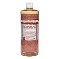 Dr Bronner`s 18-in-1 Organic Eucalyptus Castile Liquid Soap 946ml
