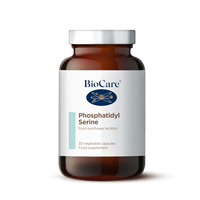 Phosphatidyl Serine - 30 x 100mg Vegicaps