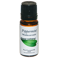 Amour Natural Peppermint Pure Essential Oil - 10ml