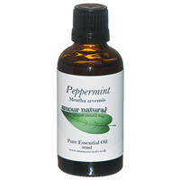 Amour Natural Peppermint Pure Essential Oil - 50ml