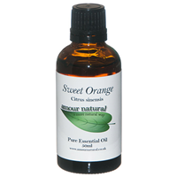 Amour Natural Sweet Orange Pure Essential Oil - 50ml