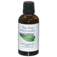 Amour Natural Tea Tree Pure Essential Oil - 50ml