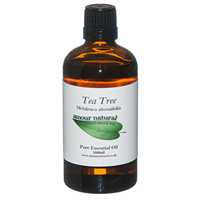 Amour Natural Tea Tree Pure Essential Oil - 100ml