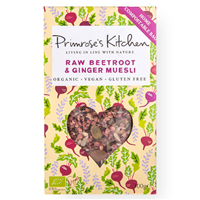 Primrose`s Kitchen Raw Beetroot & Ginger Muesli - 300g