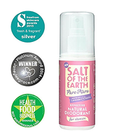 Salt of the Earth Natural Lavender Deodorant Spray - 100ml