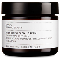Evolve Daily Renew Natural Peptides Face Cream - 60ml