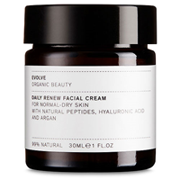 Evolve Daily Renew Natural Peptides Face Cream - 30ml