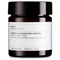 Evolve Tropical Body Butter With Tahitian Monoi - 30ml