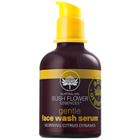 Australian Bush Flowers Gentle Face Wash - Citrus - 50ml