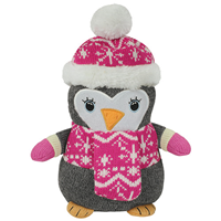 Aroma Home Knitted Cosy Friends Penguin Hottie