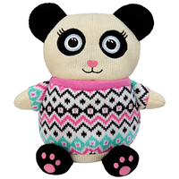 Aroma Home Knitted Cosy Friends Panda Hottie
