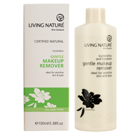 Living Nature Gentle Makeup Remover - Kumerahou - 100ml