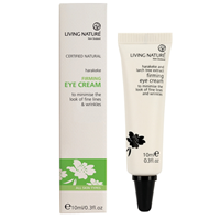 Living Nature Firming Eye Cream - Harakeke - 10ml