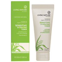 Living Nature Sensitive Hydrating Toner - Harakeke - 100ml