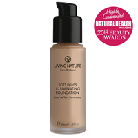 Living Nature Soft Lights Foundation - Day Glow 30ml