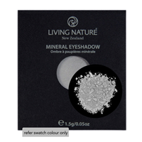 Living Nature Mineral Eyeshadow - Glacier - 1.5g