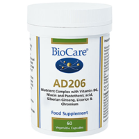 AD206 - Adrenal Support Complex - 60 Vegicaps