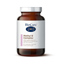 BioCare Methyl B Complex - 60 Vegicaps