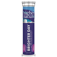 Higher Nature Brighter Day - Blackcurrant - 15 Tablets