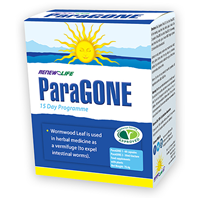 Renew Life ParaGONE 1 & 2 - 15 Day Programme