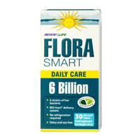 Renew Life FloraSMART Daily Care - 30 Tablets