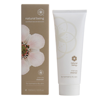natural being Cleanser - Normal & Dry Skin  - 100ml